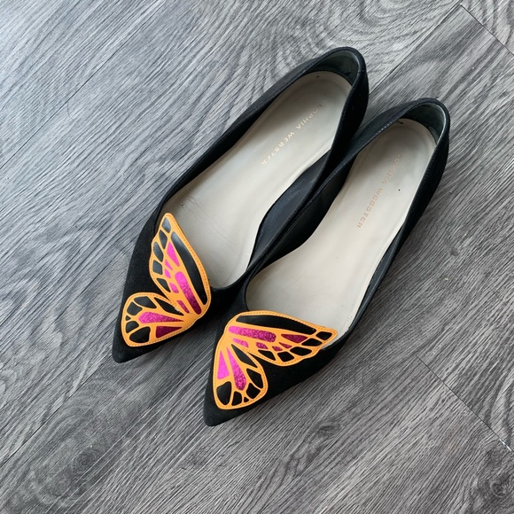 Sophia Webster Shoes   Iconic Butterfly
